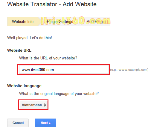 translate google 1