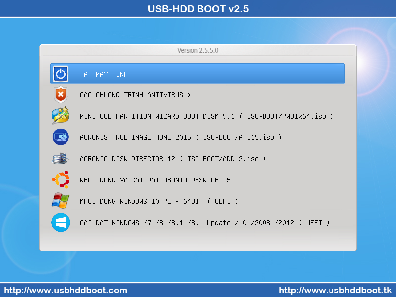 usbhddboot com screenshot 06